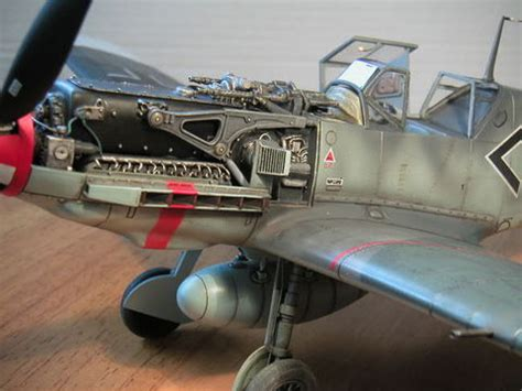 Airfix 1/24 Bf 109E   Large Scale Planes