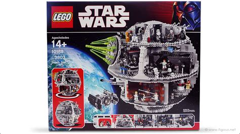 10188 Death Star UCS - Lego Star Wars Ultimate Collector