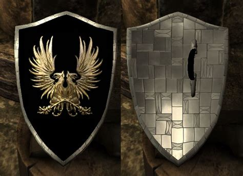 Griffin Shield at Skyrim Nexus - mods and community