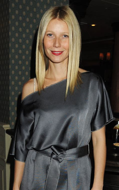 Photos of Gwyneth Paltrow Out in London For the Dean