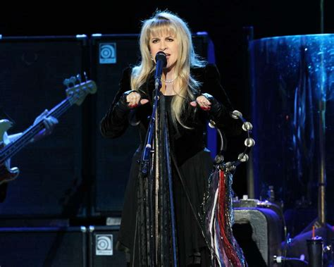 Stevie Nicks Speculates About Prince's Overdose Death