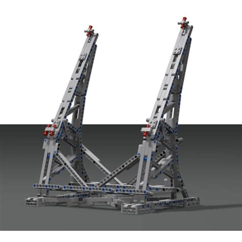 *Authentic LEGO*Efferman's Vertical Stand for Star Wars