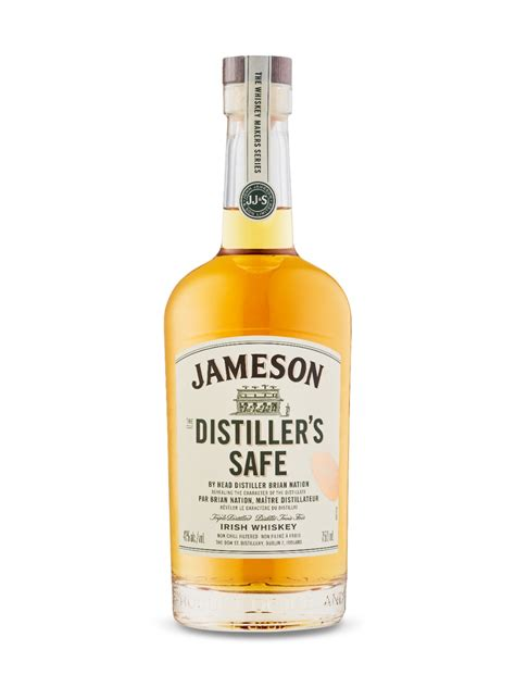 Jameson Whiskey Makers Series – Distillers Safe