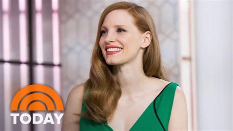 Jessica Chastain: 'The Zookeeper's Wife' Was A 'Labor Of