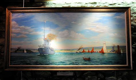 """Plymouth Harbour 