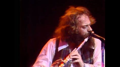 Jethro Tull - Thick as a brick - live - 1978 - DVD - YouTube