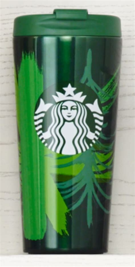 Insulated stainless steel tumbler with Siren logo and