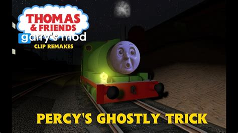 Percy's Ghostly Trick: Garry's Mod Edition - YouTube
