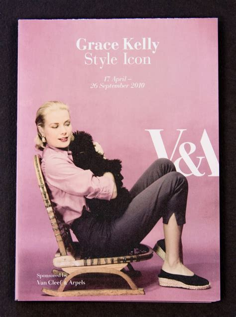 Justin's Amazing World At Fenner Paper: Grace Kelly