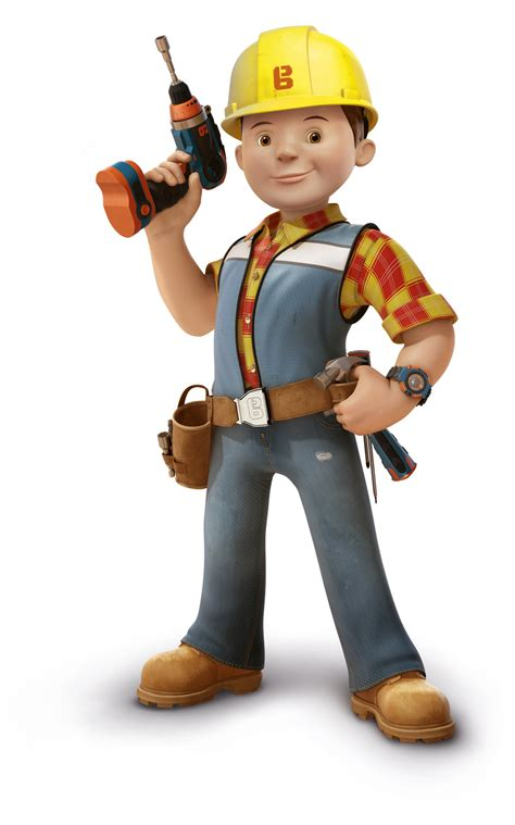 BOB THE BUILDER™ IS BACK WITH BRAND NEW CONTENT BRINGING