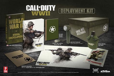 Call of Duty: WWII Pre-Order Bonuses   Game Preorders