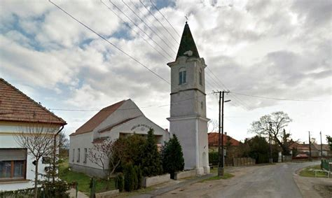 Lutheran Church - Kisfalud - Hungarian architecture