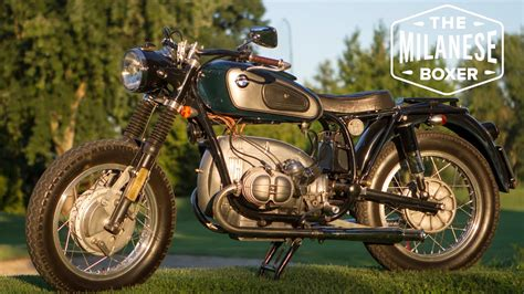 The BMW R65 is Tailored With a Designer's Touch - YouTube