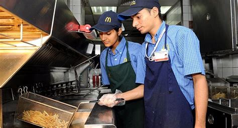 85 McDonald's outlets in Mumbai recycling used cooking oil