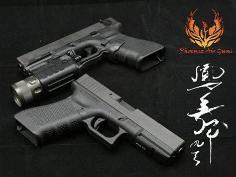 More On The Phoenix Slide for WE G18C GBB | Popular Airsoft