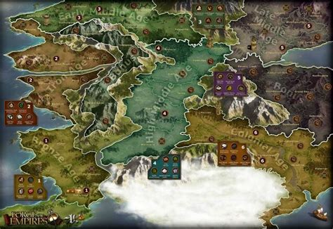 Continent Maps - Forge of Empires Wiki