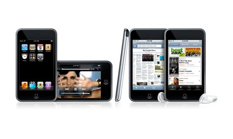The iPod turns 15: a visual history of Apple's mobile