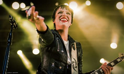 Halestorm at the House of Blues in Anaheim, CA - Music