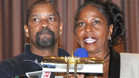 Facts about Denzel Washington's marriage