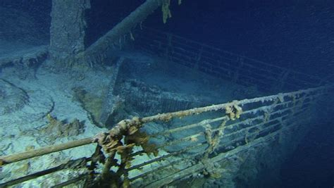 New Titanic Pictures Released for 25th Anniversary of