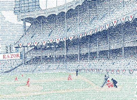 Philly artist explains what made him draw old Yankee